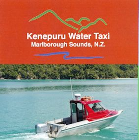 Kenepuru Water Taxi Ltd